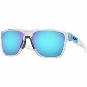Oakley Square Sunglasses W/Prizm Sapphire Iridium